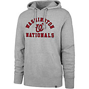'47 Men's Washington Nationals Headline Pullover Hoodie