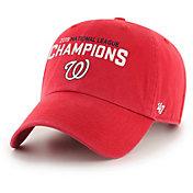 '47 Men's 2019 National League Champions Washington Nationals Clean Up Adjustable Hat