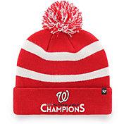 '47 Men's 2019 National League Champions Washington Nationals Knit Hat