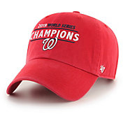 '47 Men's 2019 World Series Champions Washington Nationals Clean Up Adjustable Hat
