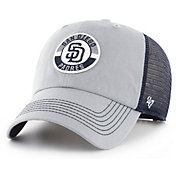 '47 Men's San Diego Padres Porter Clean Up Adjustable Hat