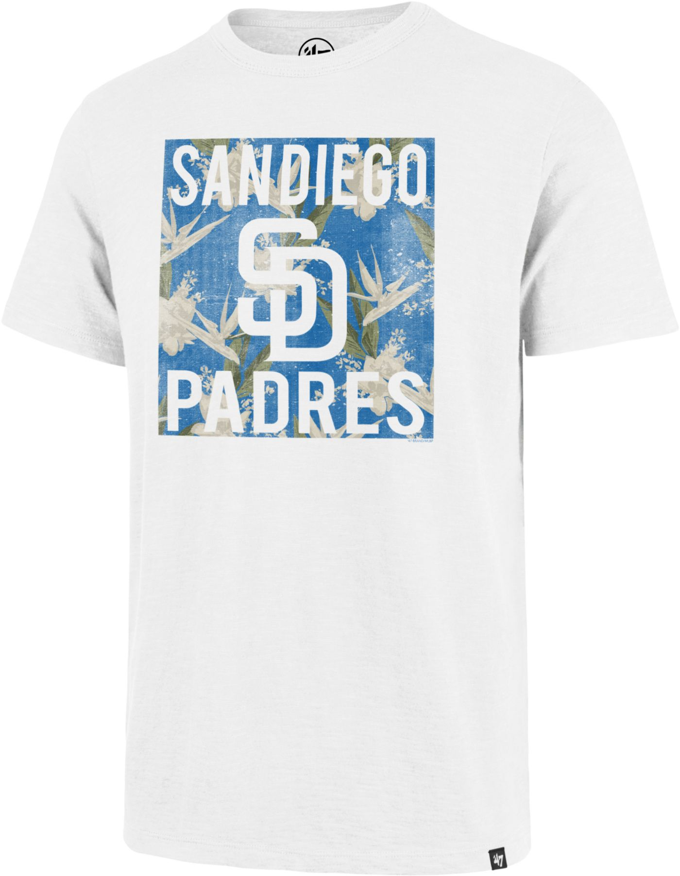 '47 Men's San Diego Padres Scrum T-Shirt