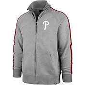 '47 Men's Philadelphia Phillies Rundown Full-Zip Track Jacket