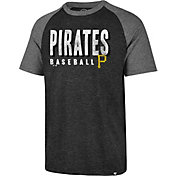 '47 Men's Pittsburgh Pirates Match Raglan T-Shirt