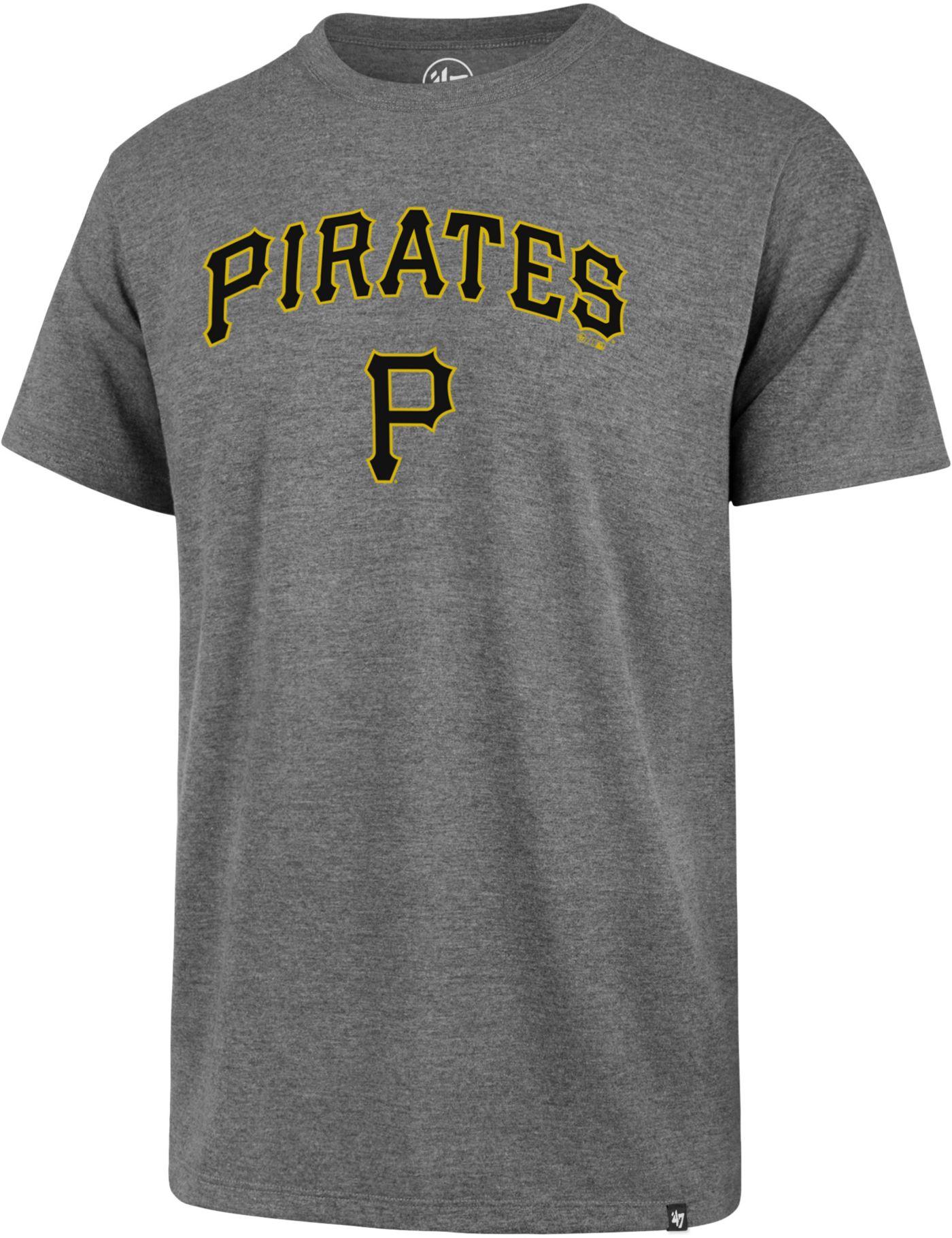 '47 Men's Pittsburgh Pirates Club T-Shirt