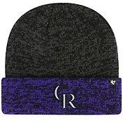 '47 Men's Colorado Rockies Knit Hat