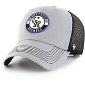 '47 Men's Colorado Rockies Porter Clean Up Adjustable Hat