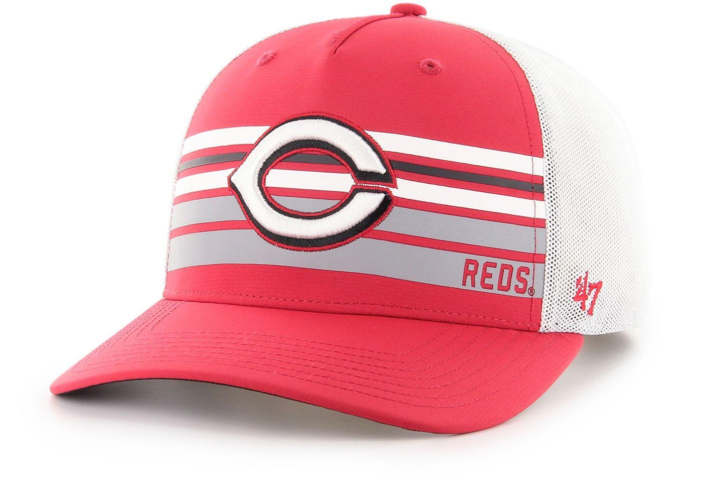 '47 Men's Cincinnati Reds Altitude MVP Adjustable Hat