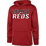 '47 Men's Cincinnati Reds Headline Pullover Hoodie