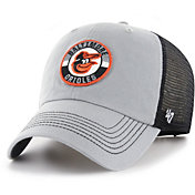 '47 Men's Baltimore Orioles Porter Clean Up Adjustable Hat