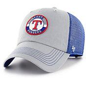 '47 Men's Texas Rangers Porter Clean Up Adjustable Hat