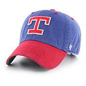 huge discount d6b72 245e6 Product Image ·  47 Men s Texas Rangers Prewett Clean Up Adjustable Hat ·