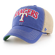 '47 Men's Texas Rangers Tuscaloosa Clean Up Adjustable Hat