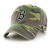 3eeb1be37cc90 Product Image ·  47 Men s Boston Red Sox Camo Clean Up Adjustable Hat ·