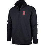'47 Men's Boston Red Sox Rundown Full-Zip Track Jacket