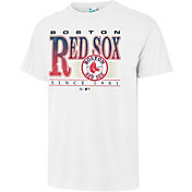 '47 Men's Boston Red Sox Vintage White T-Shirt