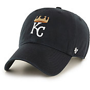 '47 Men's Kansas City Royals Clean Up Adjustable Hat