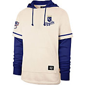 '47 Men's Kansas City Royals Royal Blue Shortstop Pullover Hoodie