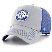'47 Men's Kansas City Royals Porter Clean Up Adjustable Hat
