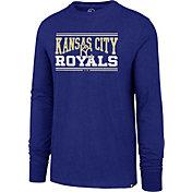 '47 Men's Kansas City Royals Club Long Sleeve Shirt