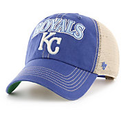 '47 Men's Kansas City Royals Tuscaloosa Clean Up Adjustable Hat