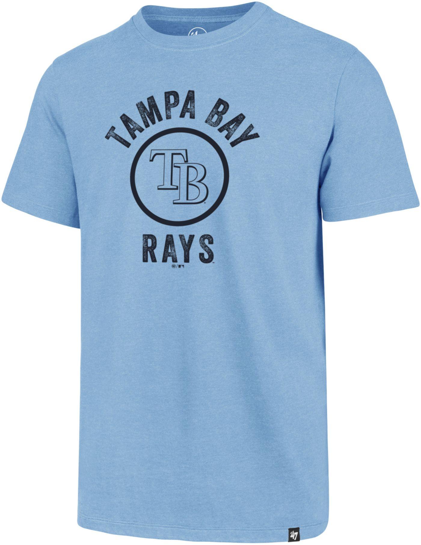 '47 Men's Tampa Bay Rays Club T-Shirt