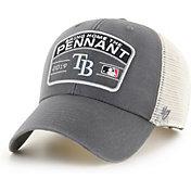 '47 Men's Tampa Bay Rays 2019 MLB Postseason Locker Room Adjustable Hat