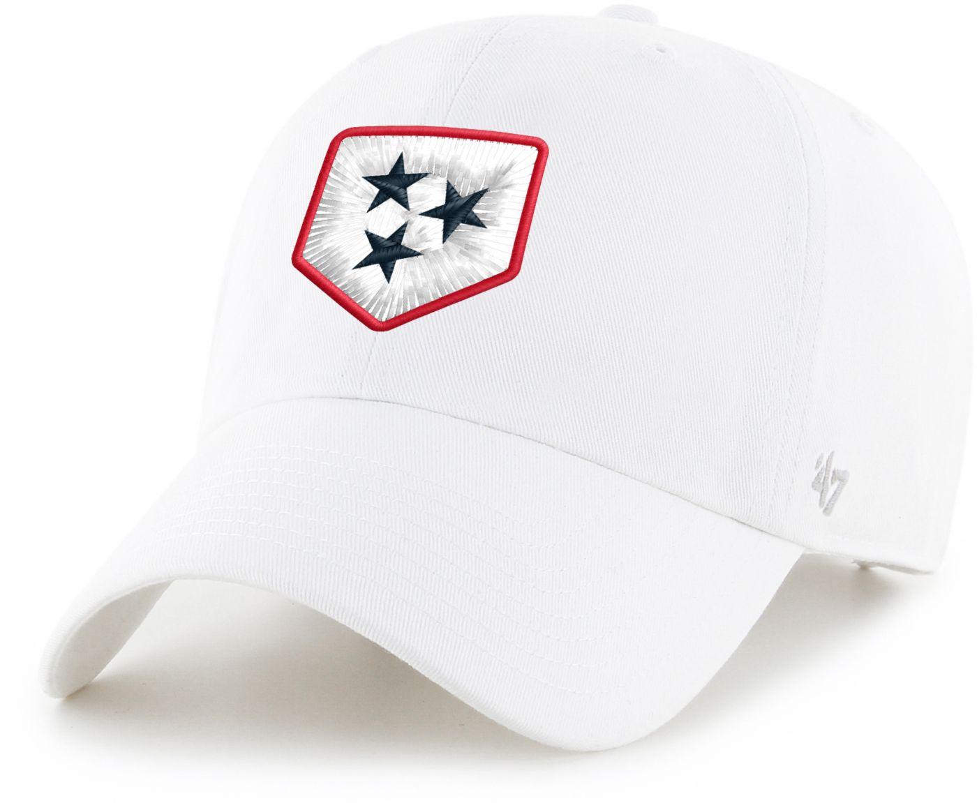'47 Men's Nashville Sounds Clean Up Adjustable Hat