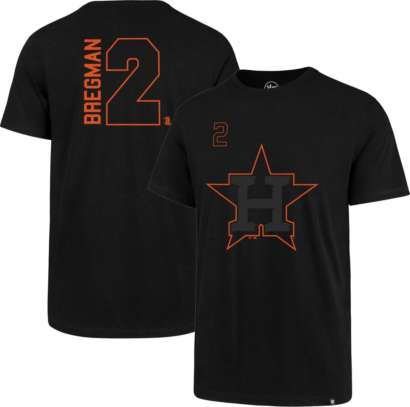 '47 Men's Houston Astros Alex Bregman T-Shirt