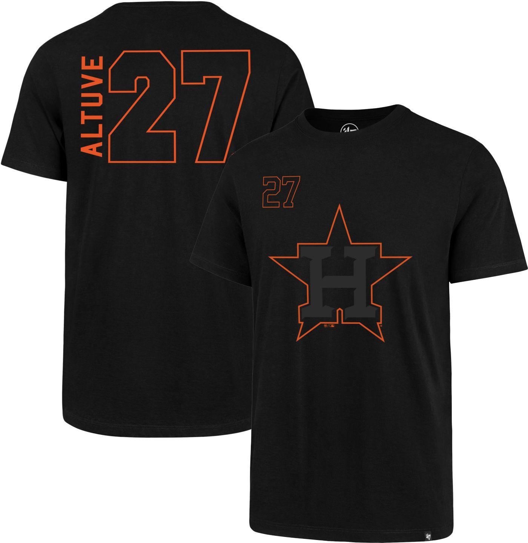'47 Men's Houston Astros Jose Altuve T-Shirt