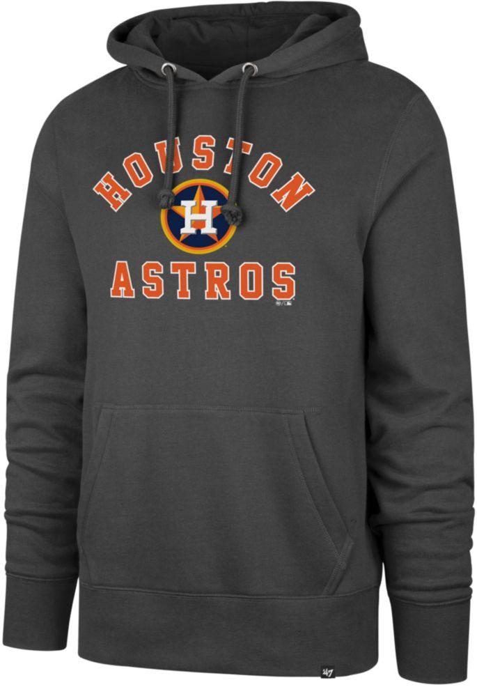 best service 9fc0d 732e3 '47 Men's Houston Astros Headline Pullover Hoodie