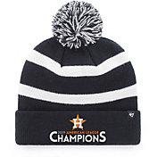 '47 Men's 2019 American League Champions Houston Astros Knit Hat