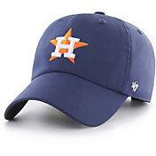 '47 Men's Houston Astros Repetition Clean Up Adjustable Hat