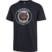 '47 Men's Detroit Tigers Navy Scrum T-Shirt