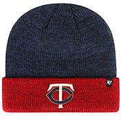'47 Men's Minnesota Twins Knit Hat