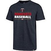 '47 Men's Minnesota Twins Club T-Shirt