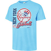 '47 Men's New York Yankees Vintage Blue T-Shirt