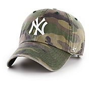 e419ab1766a90 Product Image ·  47 Men s New York Yankees Camo Clean Up Adjustable Hat.