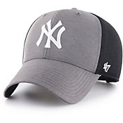 '47 Men's New York Yankees Grimm MVP Adjustable Hat