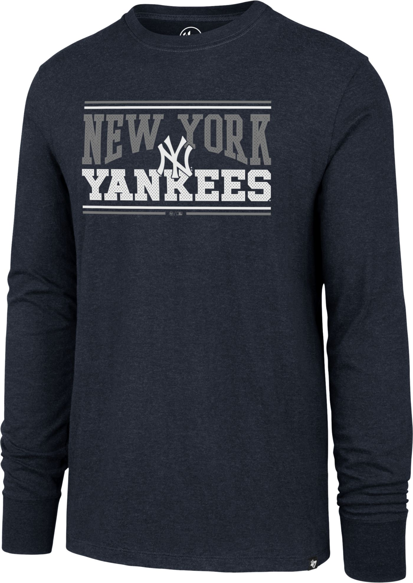 '47 Men's New York Yankees Club Long Sleeve Shirt