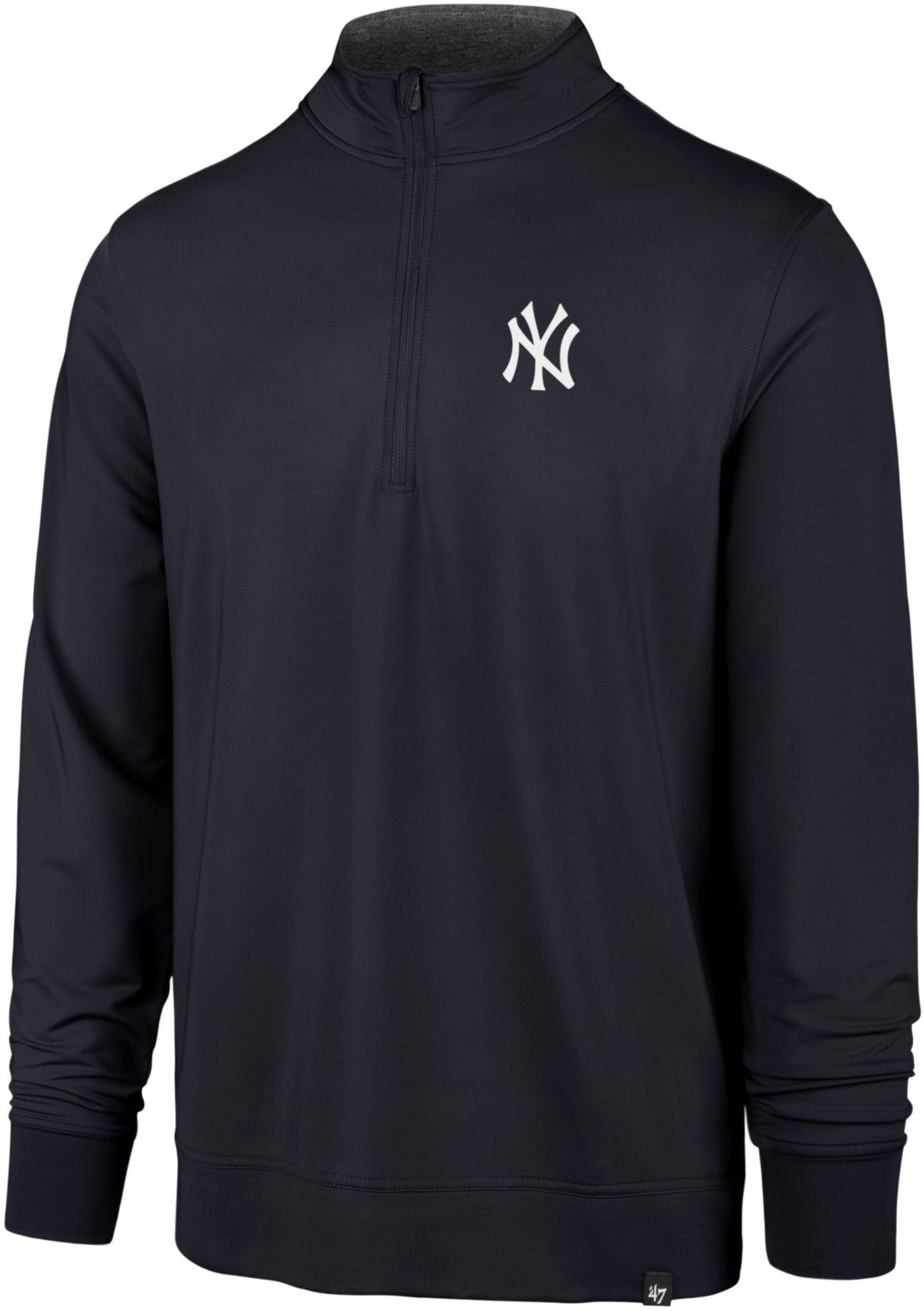 '47 Men's New York Yankees Relay Quarter-Zip Pullover