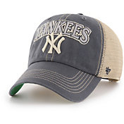 '47 Men's New York Yankees Tuscaloosa Clean Up Adjustable Hat