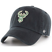 '47 Men's Milwaukee Bucks Clean Up Adjustable Hat