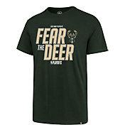 """'47 Men's Milwaukee Bucks """"Fear The Deer"""" T-Shirt"""