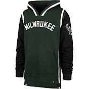 '47 Men's Milwaukee Bucks Pullover Hoodie