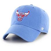 '47 Men's Chicago Bulls City Edition Clean Up Adjustable Hat