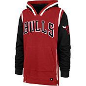 '47 Men's Chicago Bulls Pullover Hoodie