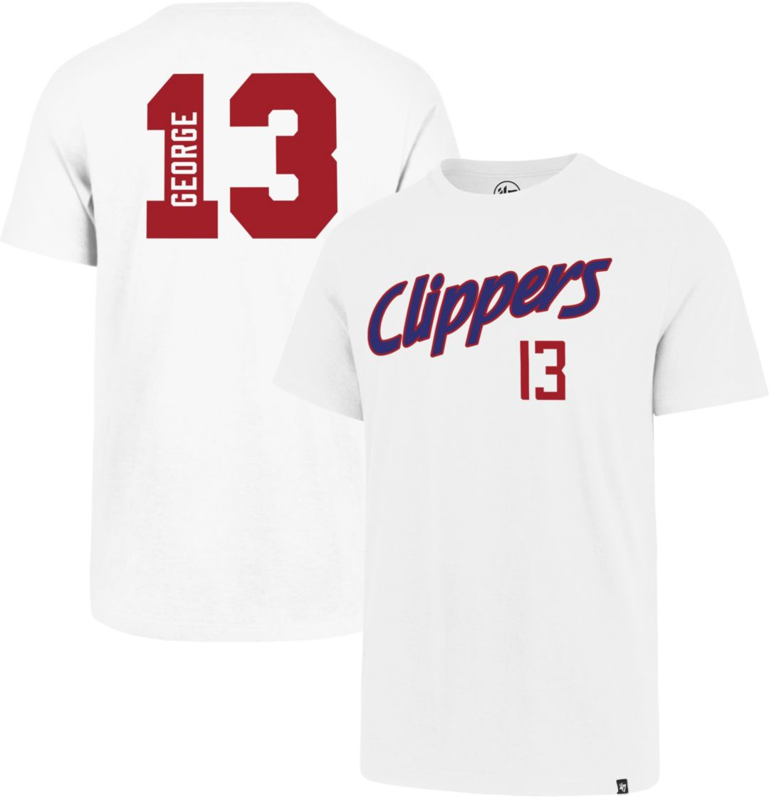 sports shoes b7864 8b057 '47 Men's Los Angeles Clippers Paul George T-Shirt