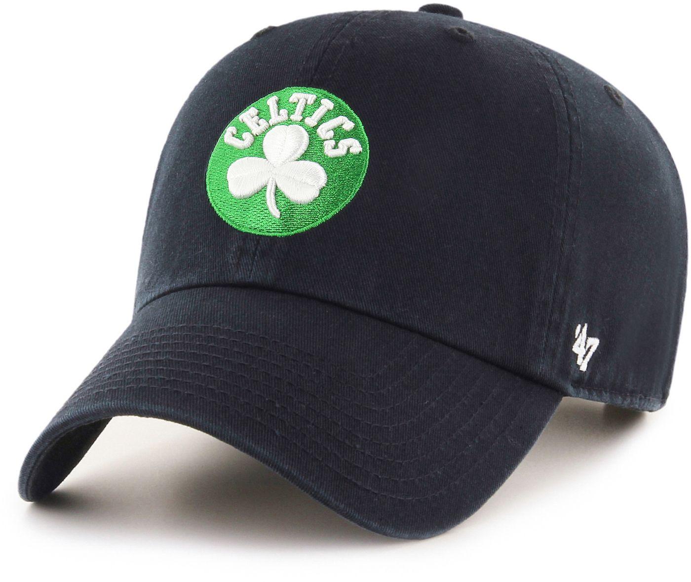 '47 Men's Boston Celtics Clean Up Adjustable Hat