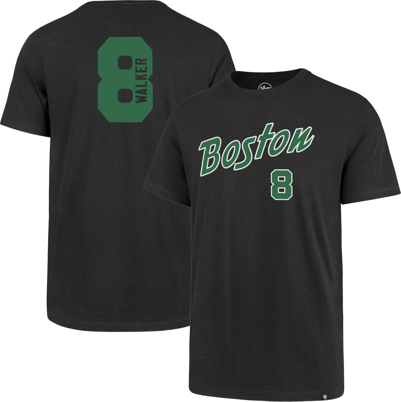 '47 Men's Boston Celtics Kemba Walker T-Shirt